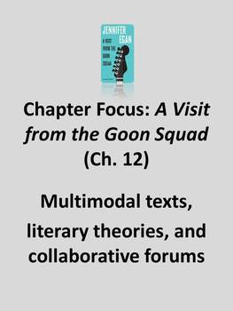 Chapter Focus: A Visit from the Goon Squad (Ch. 12)