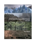 Chapter One: Prehistory, American Environmental History