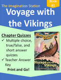 Chapter Quizzes - Voyage with the Vikings (The Imagination Station) + answer key