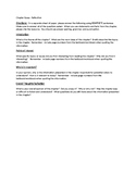 Chapter Reflection Essay