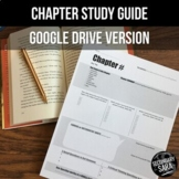 Chapter Study Guides - Distance Learning (Google Docs Edit