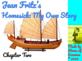 Chapter Two Lesson Plan for Teaching Jean Fritz's Homesick