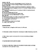 """Chapter-by-Chapter Questions for Kinney's """"Diary of a Wimpy Kid"""""""
