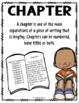 Chapters, Scenes, Stanzas- RL 3.5