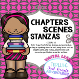 Chapters, Scenes, Stanzas- RL 3.5