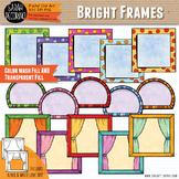 Bright Frames Clip Art