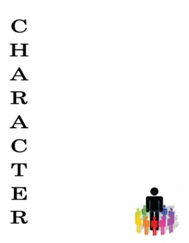 Character Acrostic
