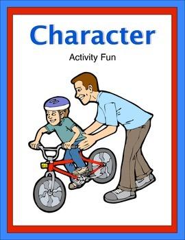 Character Activity Fun