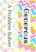 Character Adjectives Display Pack 3