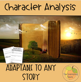 Character Analysis - Adaptable to any story
