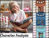 Character Analysis BUNDLE