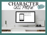 Character Analysis Cell Phone