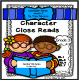 Character Unit for Second and Third Grade {Doctor Desoto}