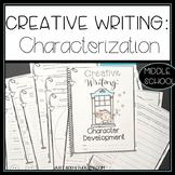 Character Analysis Creative Writing
