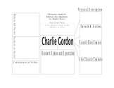 Character Analysis for Studying Charlie Gordon in Flowers