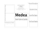 Character Analysis for Studying Medea in the tragedy by Euripides