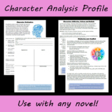 Character Analysis Handout