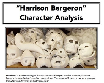 """Harrison Bergeron"" Character Analysis"