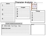 Character Analysis: Lily and the Purple Plastic Purse
