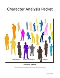 Character Analysis Packet