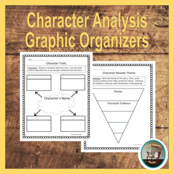 Character Analysis Templates