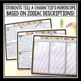 CHARACTER ANALYSIS ASSIGNMENT: ZODIAC HOROSCOPES