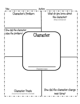 Character Analysis Writing Prompts