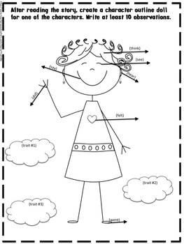 Character Analysis and Logic Reading Skills