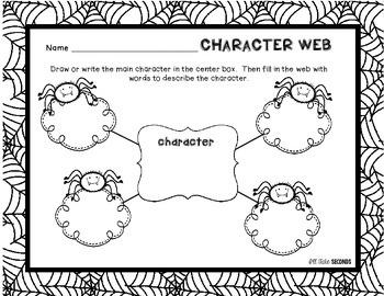 Character Analysis for Halloween Books