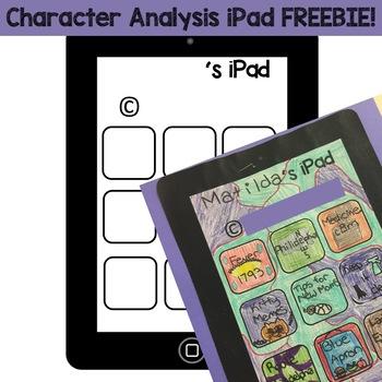 Character Analysis iPad