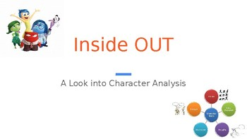 Character Analysis through Inside OUT