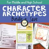 Character Archetypes Bundle