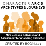 Character Arcs, Archetypes, and Journeys