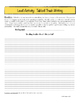 Characterization Mini-lesson: Analyzing Character Flaws {COMMON CORE}