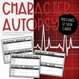 Character Autopsy: A Critical Thinking Assessment of Characterization