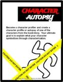 Character Autopsy/Character Biography: Characterization Activity