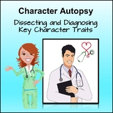Characterization Activity: Dissect and Analyze Character Traits - Google Drive