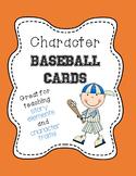 Character Baseball Cards
