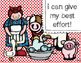 "Character Based Classroom Expectation ""I Can"" Posters"