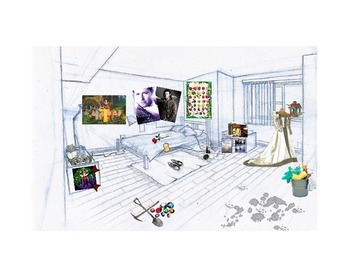 Character Bedroom Character Analysis