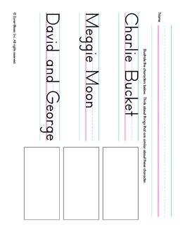 Character Board