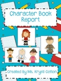 Character Book Report
