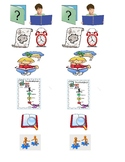 Character Bookmarks