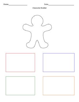 Character Builder - Editable!