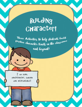 Character Building Activity