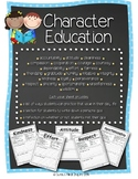 Character Building Activities for Character Education ~ Values