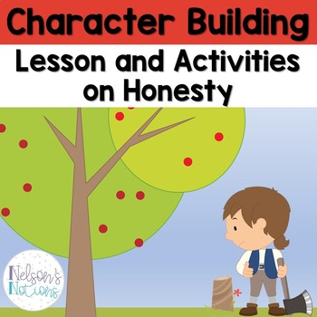 Character Building - Honesty [Free Activity... by Nelson's Notions ...