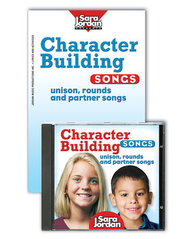 Character Building Songs, Digital Download