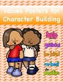 Social Skills Posters