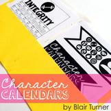 Character Calendars: A Year-Long Character Education Program